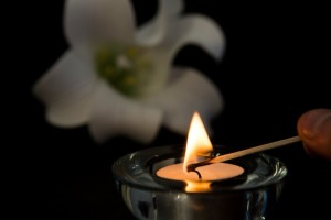 Forgiveness is akin to lighting a candle in the darkness