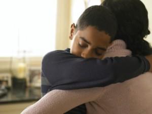 boy hugging (Small)